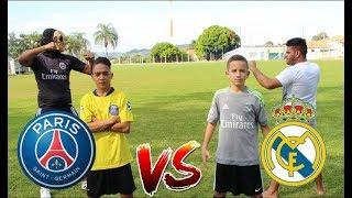 Video PSG vs REAL MADRID ( Desafio 2 vs 2) (Aladdin vs Bolivia) MP3, 3GP, MP4, WEBM, AVI, FLV Mei 2018