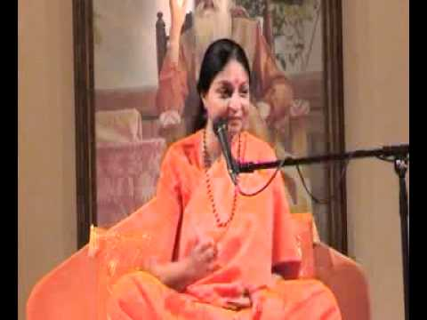 Swamini Vimalananda talks about the 4 types of Dharma. The talk is from the series of talks on Dharma given at London in March 2012.
