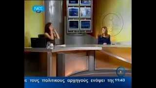 Ελίνα Ασημακοπούλου @ Συμβαίνει Τώρα