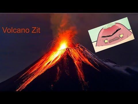 volcano zit