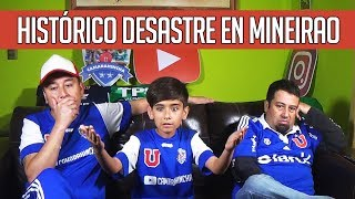 Video CRUZEIRO 7 VS U DE CHILE 0 - HUMILLADOS MP3, 3GP, MP4, WEBM, AVI, FLV Mei 2018