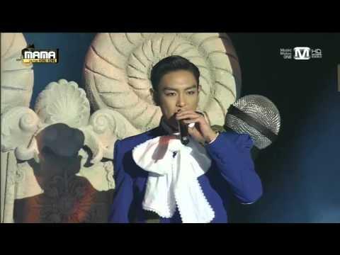 탑(TOP) - 둠다다(DOOM DADA) at 2013 MAMA (видео)
