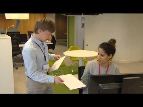 Ver vídeoSíndrome de Down: Inserción laboral