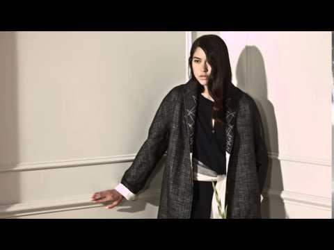 Aquascutum SS16 Womenswear Lookbook Teaser видео