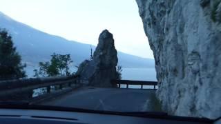 Tremosine Italy  City pictures : Strada della Forra. Most beautiful road in the world. Tremosine. Lago di Garda.