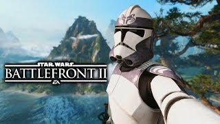 Star Wars Battlefront 2 - Funny Moments #7