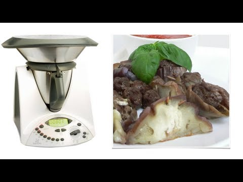 video ricetta: bimby - involtini di melanzana