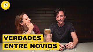 Las preguntas MAS INCOMODAS entre NOVIOS! (Verdad o Shot)