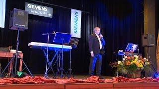 Společenský večer pro bývalé zaměstnance firmy Siemens 2017