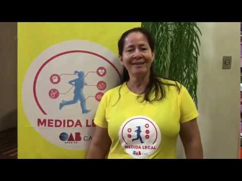 Lenieverson Santana de Menezes - presidente da Comissão Sênior da CAASE