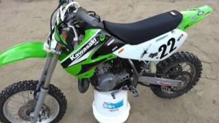 4. 2004 Kawasaki kx65
