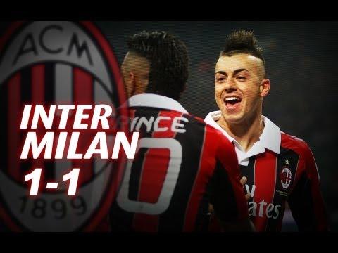 Inter-Milan 1-1