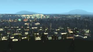 Cities: Skylines Timelapse w/ Visual Enhancement Mods