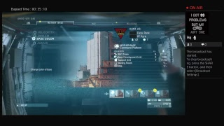 Metal Gear Solid V The phantom Pain Ep-4 C2W