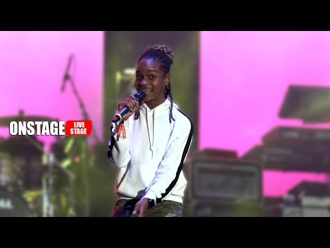 Cocoa Tea Brings Koffee & The Crowd Goes Wild - Buju's Long Walk To Freedom Concert