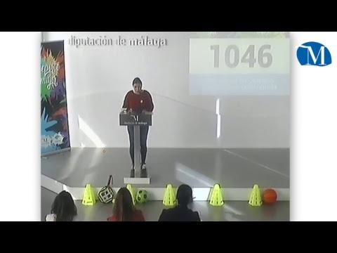 Presentación del programa Más Deporte, Más Mujer