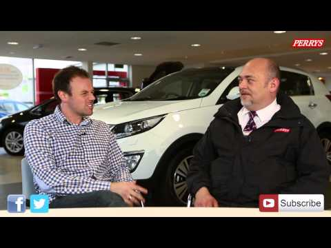 Kia Sportage EcoDynamics 2014 Review
