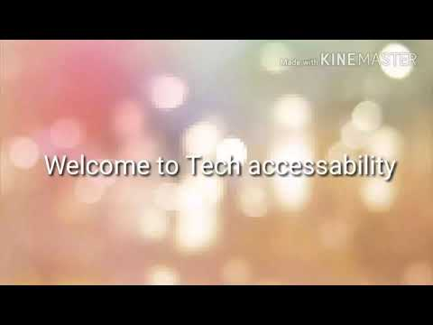 How to remotely Access others PC with screen reader || for blind || visually impaired