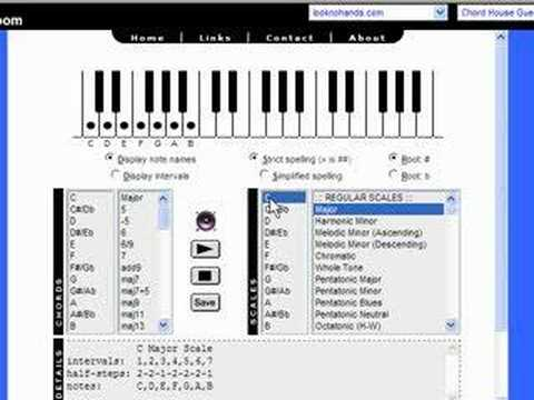 Music Theory - Scales - Warbeats Tutorial