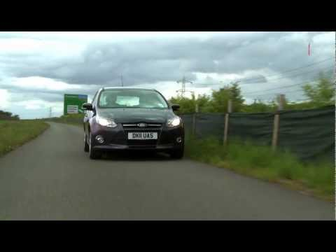 New 2011 Ford Focus video review