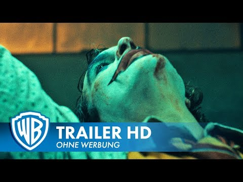 JOKER - Teaser Trailer #1 Deutsch HD German (2019)