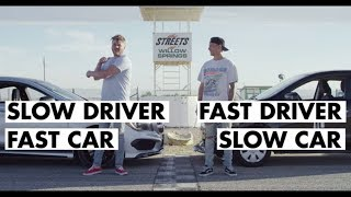 Nonton Fast Driver  Slow Car Vs Slow Driver  Fast Car   Donut Media Film Subtitle Indonesia Streaming Movie Download