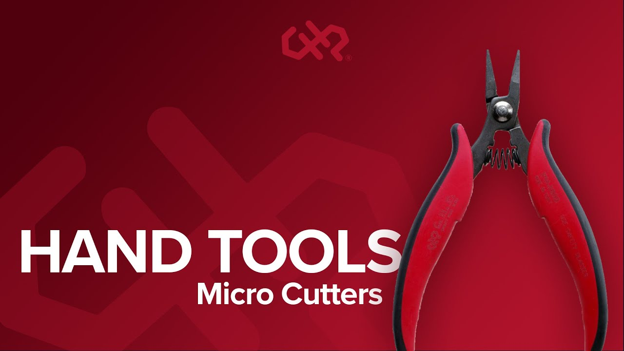 CHP Hand Tools — An Overview with a Closer Look at the CHP Cutters