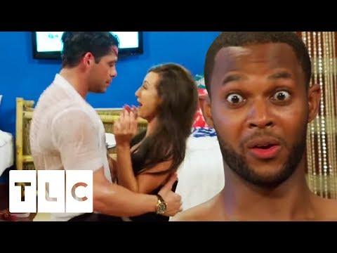 超狂實境秀要參加的男女「脫光光」約會,環抱飛出去一幕讓網友驚呼「男生24小時勃起」!