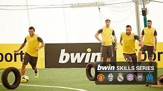 Carlos Tevez gewinnt spezielle Juve-Trainingseinheit