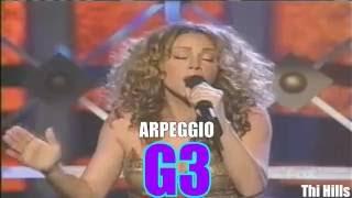 "Mariah Carey - Over The Rainbow [Vocal RUNS + ""descriptions""]"