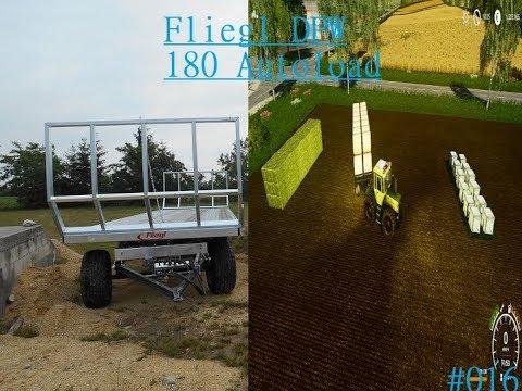 Fliegl DPW 180 Autoload v1.4