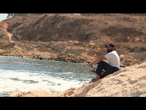 Lebanon: Fishing provides a lifeline for Syrian refugees