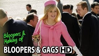 Legally Blonde 2: Red, White&Blonde (2003) Bloopers Outtakes Gag Reel