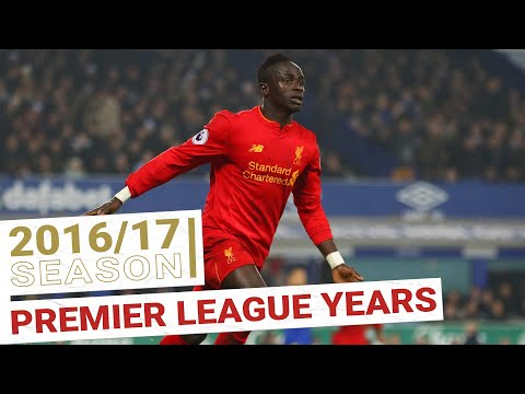 Every Premier League Goal 2016/17 | Sadio stars as the Reds return to the top 4