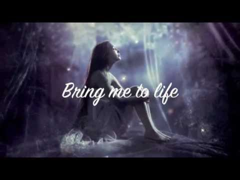 Video Evanescence~ Bring Me To Life (lyrics) download in MP3, 3GP, MP4, WEBM, AVI, FLV January 2017