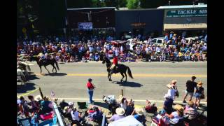 Ennis (MT) United States  City pictures : Ennis Mt 2015 4th of July Parade