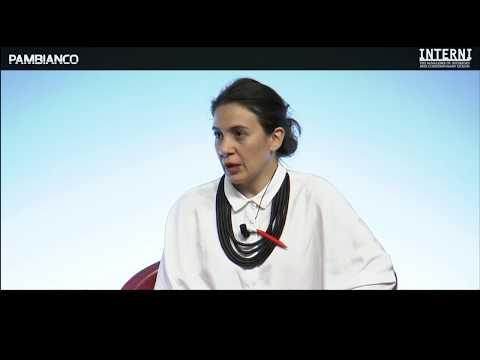 Porro - Intervista a Maria Porro al Summit Pambianco Interni