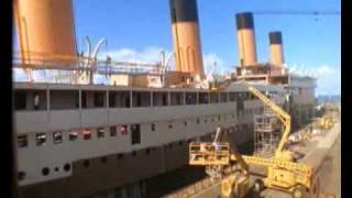 Video Titanic Movie 1997 Set Ship Construction Time Lapse *AMAZING* MP3, 3GP, MP4, WEBM, AVI, FLV Juli 2018