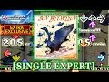 【DDR A】 IN BETWEEN [SINGLE EXPERT] 譜面確認+クラップ
