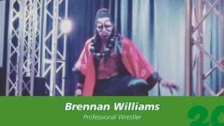 #Pokemon20: Trainer Brennan Williams by The Official Pokémon Channel
