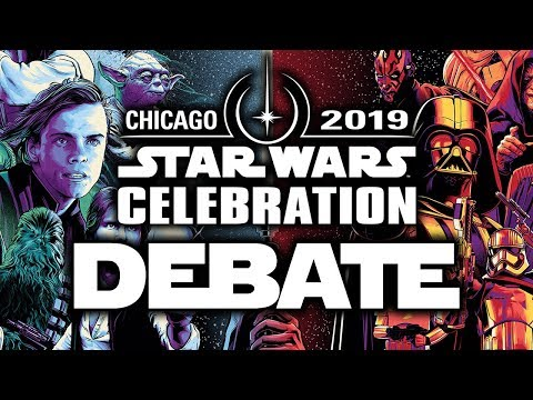 DEBATE Star Wars Celebration Chicago 2019 🌌 The Mandalorian, Clone Wars, Jedi Fallen Order, ...