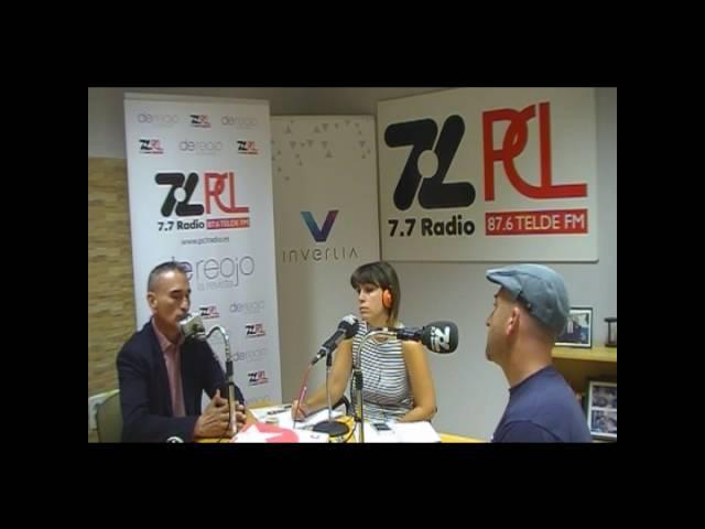 2016 07 25 EN OTRA LINEA CON CAROLINA UCHE. ANTONIO RODRIGUEZ (PARTE 1)