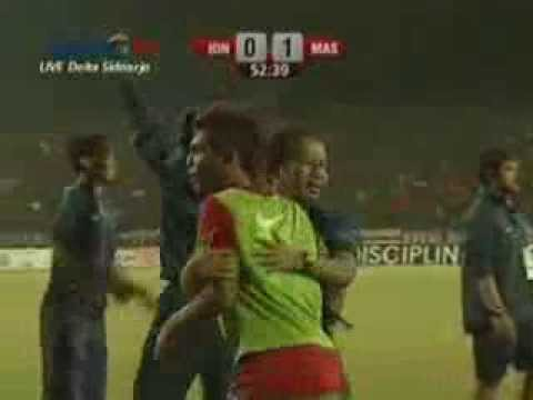 Indonesia U19 VS Malaysia U19 1-1 Gol & Highlight AFF U19 - 18 September 2013