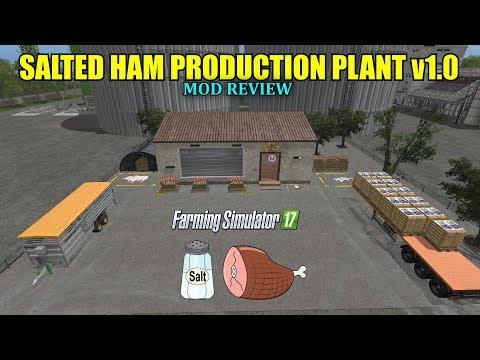 Placeable Jambon factory v1.0.0.5