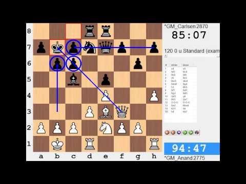 Game 7   2013 World Chess Championship   Vishy Anand vs Magnus Carlsen