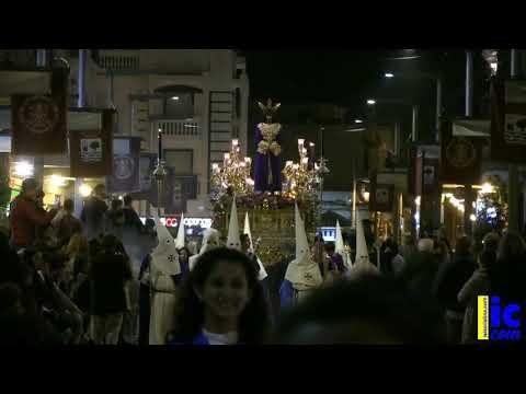 Recogida de Ntro. Padre Jesús Cautivo y Ntra. Sra. de La Paz de Isla Cristina –