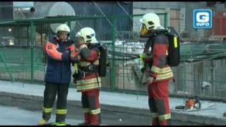 Пожар района Москва-Сити успешно ликвидирован!