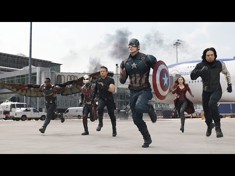 The Onion Reviews Captain America Civil War