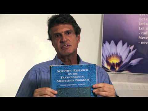A prática da Meditação Trancendental