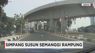 Setelah diresmikan Presiden Joko Widodo pada 17 Agustus malam, Simpang Susun Semanggi, kini telah dibuka untuk kendaraan roda empat atau lebih.Menurut pemprov DKI Jakarta, Simpang Susun Semanggi ini dapat mengurangi kemacetan sebanyak 30 persen.Sebanyak 30 persen angka kemacetan di sekitar semanggi, akan berkurang, menurut pemerintah Provinsi DKI Jakarta.Saat peresmian, mantan presiden, Megawati Soekarnoputri, turut hadir didampingi sekjen PDI P, Hasto KristiyantoSeperti apa kondisi Simpang Susun Semanggi saat ini? yuk kita lihat!Ikuti berita terbaru di tahun 2017 dengan kemasan internasional berbahasa Indonesia, dan jangan ketinggalan breaking news 2017 dengan berita terakhir dan live report CNN Indonesia di https://www.cnnindonesia.com dan channel CNN Indonesia di Transvision. Follow & Mention Twitter kami :@myTranstweet@cnniddaily@cnnidconnected @cnnidinsight @cnnindonesia Like & Follow Facebook:CNN IndonesiaFollow IG: cnnindonesia